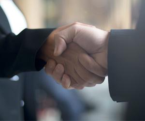 employers handshake